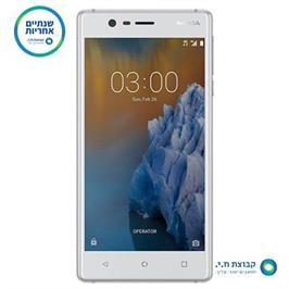 סמארטפון חדש המבוסס על מערכת הפעלה Android  מבית NOKIA  דגם Nokia 3