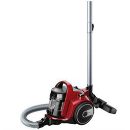 שואב אבק קומפקטי ללא שקית קל לתפעול הודות למשקל הנמוך ולעיצוב נח תוצרת Bosch דגם BGC05AAA2