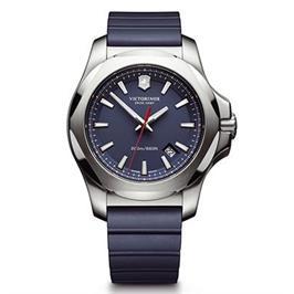 שעון יד לגבר מסדרת I.N.O.X עם הפלדה החזקה בעולם עמיד במים עד 200M מבית VICTORINOX דגם VI-241688
