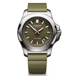 שעון יד לגבר מסדרת I.N.O.X עם הפלדה החזקה בעולם עמיד במים עד 200M מבית VICTORINOX דגם VI-241683