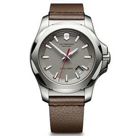 שעון יד לגבר מסדרת I.N.O.X עם הפלדה החזקה בעולם עמיד במים עד 200M מבית VICTORINOX דגם VI-241738