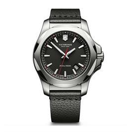 שעון יד לגבר מסדרת I.N.O.X עם הפלדה החזקה בעולם עמיד במים עד 200M מבית VICTORINOX דגם VI-241737