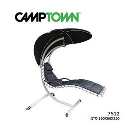 פינוקית לוקס מבית CAMPTOWN דגם TROPIKANA / 7512 - צבע שחור