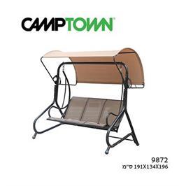 נדנדה 3 מושבים מבית CAMPTOWN דגם PLATINUM / 9872