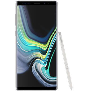"""סמארטפון מסך 6.4"""" 128GB מצלמה כפולה 12MP מבית Samsung דגם Galaxy Note 9 SM-N960F + מתנה!"""