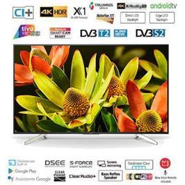 """טלוויזיית 60"""" LED עיצוב Slice of living רזלוציית 4K  Android TV תוצרת SONY דגם KD-60XF8305BAEP"""