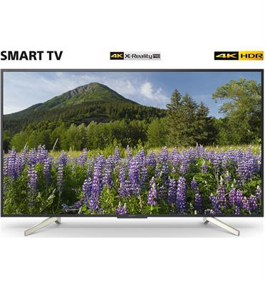 """טלוויזיית 43"""" 4K SMART TV בעיצוב SLIM תוצרת SONY דגם KD-43XF7096BAEP"""