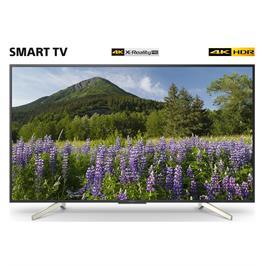 """טלוויזית 65"""" 4K SMART TV בעיצוב SLIM BEZEL תוצרת SONY. דגם KD-65XF7096BAEP"""
