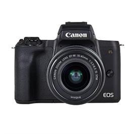 """מצלמה 3.0"""" Mirrorless + קיט עדשה 15-45 24.1MP תוצרת CANON דגם  EOS M50 אחריות יבואן רשמי!"""