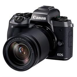 """מצלמה 3.0"""" Mirrorless  + קיט עדשה 18-150 24.1MP תוצרת CANON דגם EOS M50 אחריות יבואן רשמי!"""