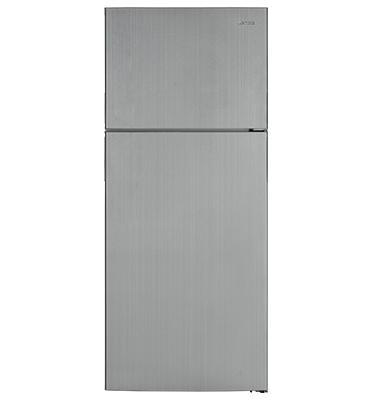 מקרר 2 דלתות מקפיא עליון 452 ליטר NO FORST גימור כסוף תוצרת LENCO דגם LNF5401V-IX