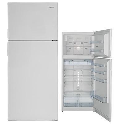 מקרר 2 דלתות מקפיא עליון 452 ליטר NO FORST גימור לבן תוצרת LENCO דגם LNF5401V-WH