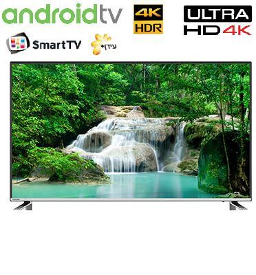 "טלוויזיה 50""Ultra HD 4K HDR android tv תוצרת TOSHIBA דגם 50U7880VQ"