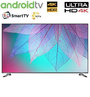 """טלוויזיה 75"""" Ultra HD 4K HDR android tv תוצרת TOSHIBA דגם 75U7880VQ"""