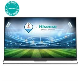"טלוויזיה ""75 ULED SMART TV 4K Ultra HD תוצרת Hisense דגם H75U9AIL"