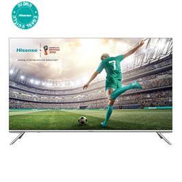 """טלוויזיה """"75 ULED 4K SMART TV תוצרת HISENSE דגם H75U8AIL"""