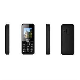 """טלפון סלולרי למבוגרים מסך LCD """"1.8 עם DUAL SIM (סים כפול) תוצרת MATRIX דגם Eco Simply"""