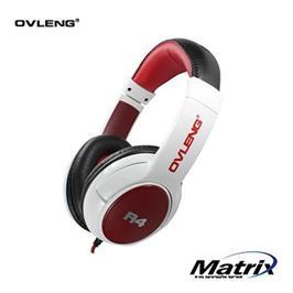 אוזניות סטריאו ON-EAR איכותיות OVLENG סאונד איכותי ועשיר תוצרת MATRIX דגם A4