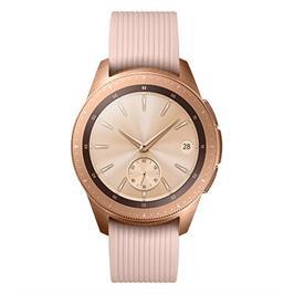 """שעון יד חכם בעיצוב יוקרתי וחדשני תצוגה """"1.2 תוצרת SAMSUNG דגם Galaxy Watch R810 יבואן רשמי סאני"""