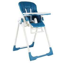 כסא אוכל דמוי עור מראה יוקרתי ו 5 מצבי שכיבה מבית BABYSAFE דגם MAMA