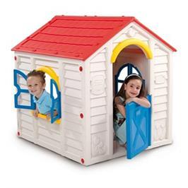 """בית משחק מעוצב לילדים מבית כתר פלסטיק בע""""מ דגם רנצ'ו"""