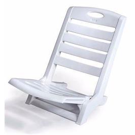 """שישיית כסאות קומפקטים מפלסטיק חזק במיוחד לים מבית כתר פלסטיק בע""""מ דגם סאנטו"""