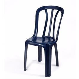 """שישיית כסאות קומפקטים קלי משקל ונערמים בקלות מבית כתר פלסטיק בע""""מ דגם קלאב 2"""