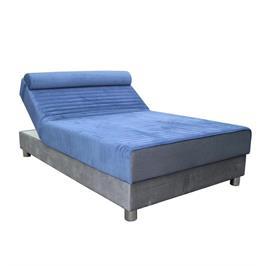 מיטת וחצי מעוצבת ואורטופדית עם מנגנון הרמה ידני וארגז מצעים מבית ORDESIGN דגם ליאן + כרית ראש