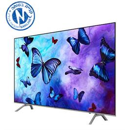 """טלוויזיה """"55 Smart TV WIFI+LAN QLED תוצרת SAMSUNG דגם QE55Q6FN"""