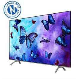 """טלוויזיה """"65 Smart TV WIFI+LAN QLED תוצרת SAMSUNG דגם QE65Q6FN"""