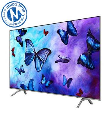 "טלוויזיה ""65 Smart TV WIFI+LAN QLED תוצרת SAMSUNG דגם QE65Q6FN"