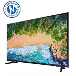 """טלוויזיה """"50 SMART TV 4K FLAT Premium slim תוצרת SAMSUNG דגם 50NU7090"""