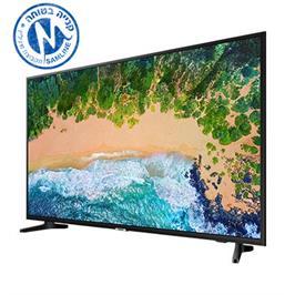 """טלוויזיה """"55 SMART TV 4K FLAT Premium slim תוצרת SAMSUNG דגם 55NU7090"""