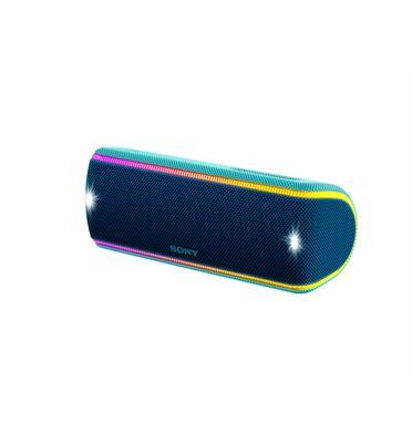 רמקול נייד BT-NFC עיצוב מיוחד וקומפקטי עמידות במים תקן IP67 מבית SONY דגם SRS-XB31
