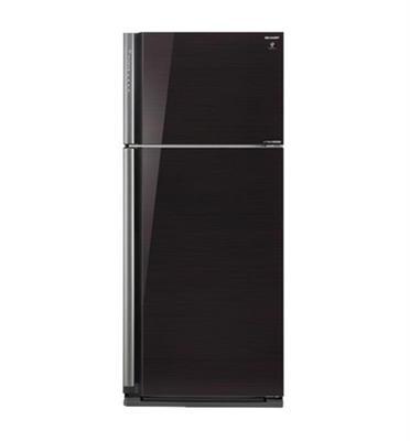 מקרר 2 דלתות מקפיא עליון 583 ליטר NO FROST טכנולוגיית Multi Air Flow תוצרת SHARP דגם SJ5777