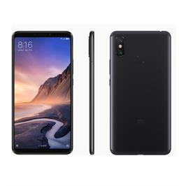 """סמארטפון 6.9"""" זכרון 64GB מצלמה אחורית כפולה 12MP+5MP תוצרת Xiaomi דגם MI MAX 3 - אחריות רונלייט"""