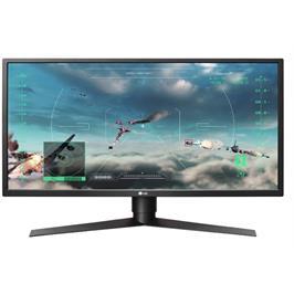 """מסך מחשב 27"""" מקצועי Full HD מיוחד לגיימינג תוצרת LG דגם 27GK750F-B"""