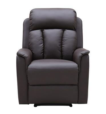כורסת טלויזיה אורתופדית מפנקת ונוחה, בעלת הדום נשלף מבית GAROX דגם אביר