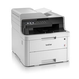 מדפסת משולבת סורק / מכונת צילום / פקס תוצרת Brother דגם MFCL3730CDN