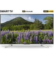 """טלוויזית 49"""" 4K SMART TV בעיצוב SLIM BEZEL תוצרת SONY דגם KD-49XF7096BAEP"""
