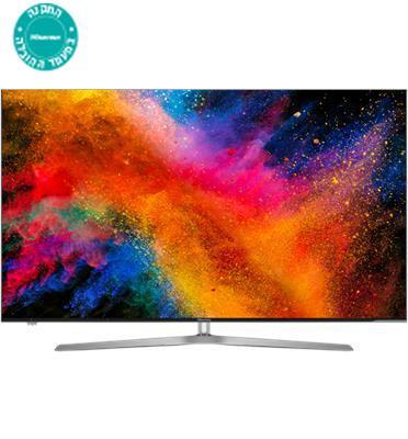 """טלוויזיה 65"""" ULED 4K SMART TV תוצרת Hisense דגם H65U7AIL"""