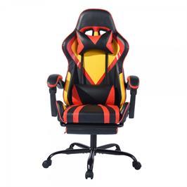 כסא גיימר פרו עיצוב מרשים וארגונומי יוקרתי נח לישיבה ממושכת מבית Homax דגם דרגון
