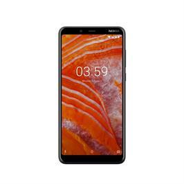 """סמארטפון 6"""" 32GB מצלמה אחורית כפולה 13MP+5MP מבית NOKIA דגם Nokia 3.1 PLUS"""