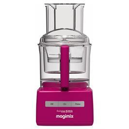 מעבד מזון מקצועי 3.6 ליטר Magimix דגם CS-5200PKXLD צבע ורוד