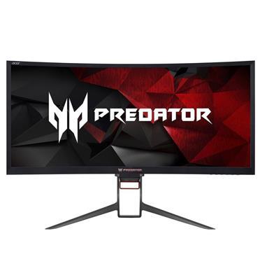 """מסך מחשב """"35 EcoDisplay Predator רזולציה  UWQHD 3440x1440@100Hz מבית ACER דגם Z35P"""