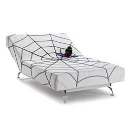 מיטת נוער מתכווננת בשיטת Stand Alone מבית Aeroflex בעיצוב SPIDER