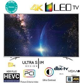 """טלוויזיה """"50 ULED 4k Ultra HD SMART LED TV תוצרת Hisense דגם 50M7030UW מתצוגה"""
