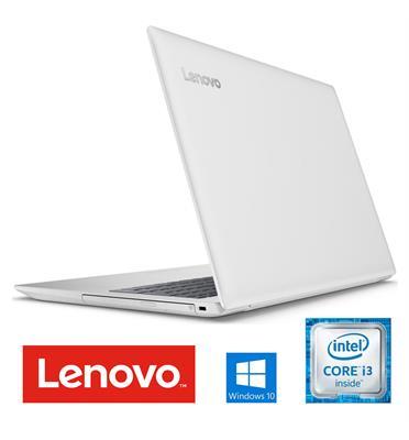 """מחשב נייד """"15.6 8GB מעבד Intel® Core™ i3-7020U מבית LENOVO דגם 81DE00BPIV"""