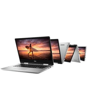 """מחשב נייד """"14 TOUCH 8GB מעבד Intel® Core™ i5-8265U  מבית DELL דגם N5482-5133"""