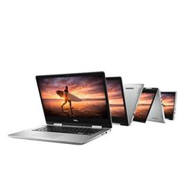 """מחשב נייד """"14 TOUCH  8GB מעבד Intel® Core™ i5-8265U מבית DELL דגם N5482-5146"""